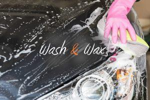 Auto Wash & Wax